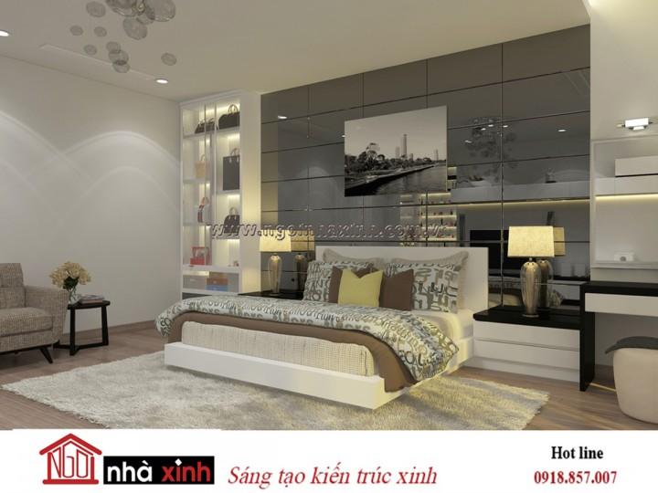 Nội thất phòng ngủ | Hiện đại | Anh Lâm - Nghệ An