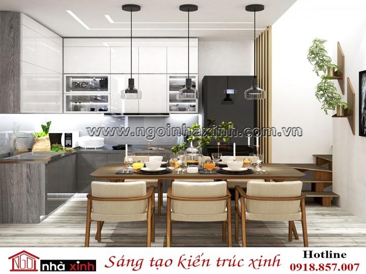 Nhà Xinh | Nội Thất Bếp Đẹp | Hiện Đại | Nhà Chị Vân - Quận 7