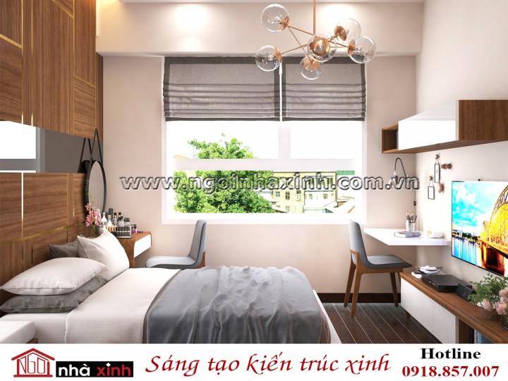 Nhà Xinh | Nội Thất Phòng Ngủ Đẹp | Hiện Đại | Căn Hộ Richstar Tân Phú