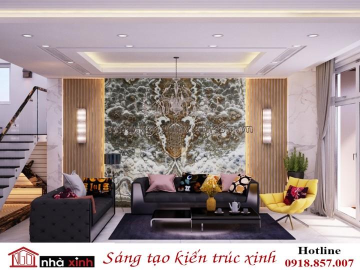 Phong cách thiết kế nội thất phòng khách đẹp