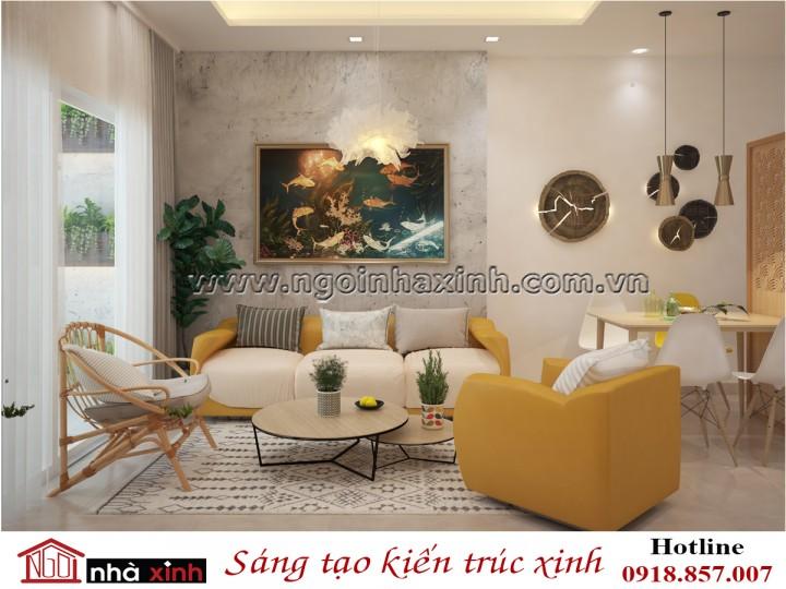 Nhà Xinh | Nội Thất Đẹp | Hiện Đại | Nhà Bác Thảo - Căn hộ Rich Star Tân Phú