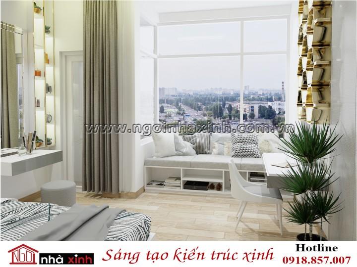 Nhà Xinh | Phòng Ngủ Đẹp | Hiện Đại | Nhà anh Sơn - Bình Tân