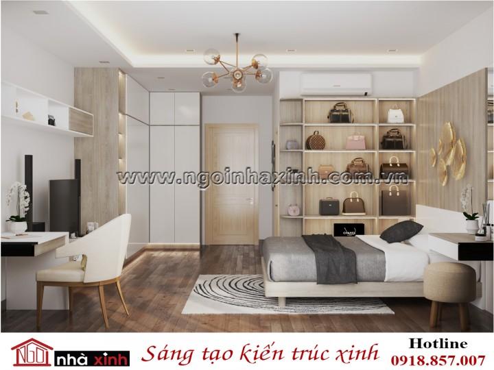 Nhà Xinh | Phòng Ngủ Đẹp | Hiện Đại | Nhà Chị Mai - Tân Phú