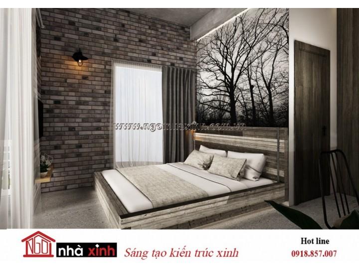 Mẫu Nhà Đẹp | Nội Thất Đẹp Phòng Ngủ | Phong Cách Hiện Đại | Nhà Chị Duyên - Bình Chánh