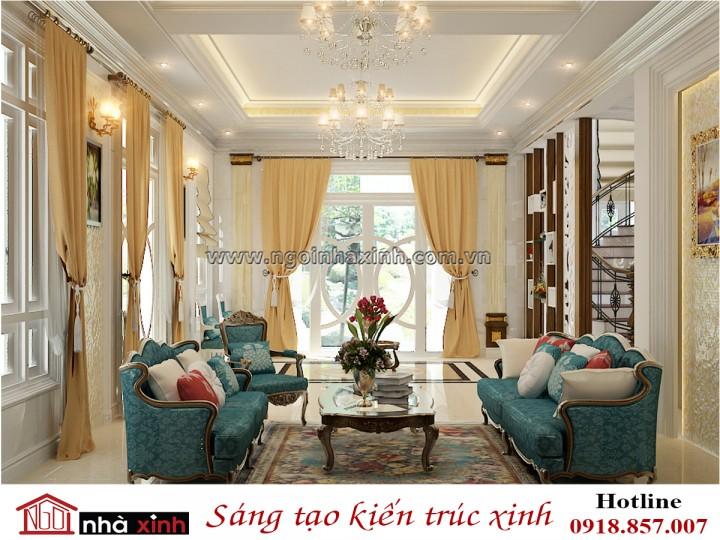 Nhà Xinh | Nội Thất Đẹp | Phong Cách Tân Cổ Điển | Nhà Anh Đăng - Quảng Ninh