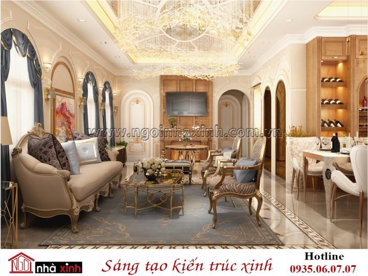 Nhà Xinh | Nội Thất Đẹp | Phong Cách Tân Cổ Điển | Nhà Anh Cơ - Tân Bình