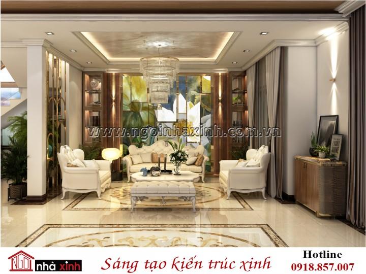 Nhà Xinh - Đẳng cấp sang trọng trong thiết kế nội thất Luxury