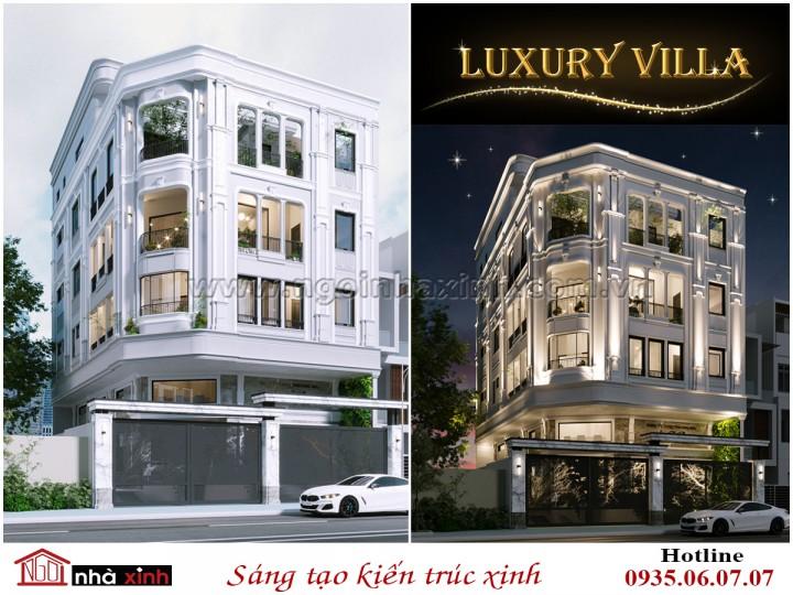Biệt Thự Đẹp   Luxury Villa   Nhà Anh Phong - Sư Vạn Hạnh Quận 10