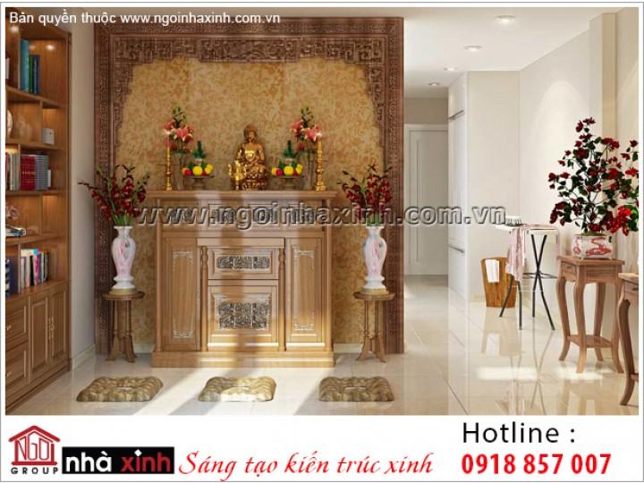 Mẫu nội thất đẹp| Hiện Đại  | 4 Tầng | Quận Bình Thạnh | NPNNX029