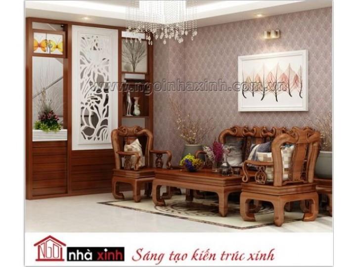 Thiết kế nội thất đẹp | Hiện đại | anh Thuyết | NT-NNX0618
