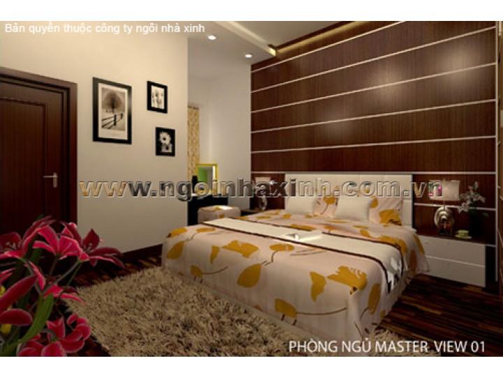 Nội Thất Phòng Ngủ Đẹp | Hiện Đại | Quận Phú Nhuận | NTNNX012