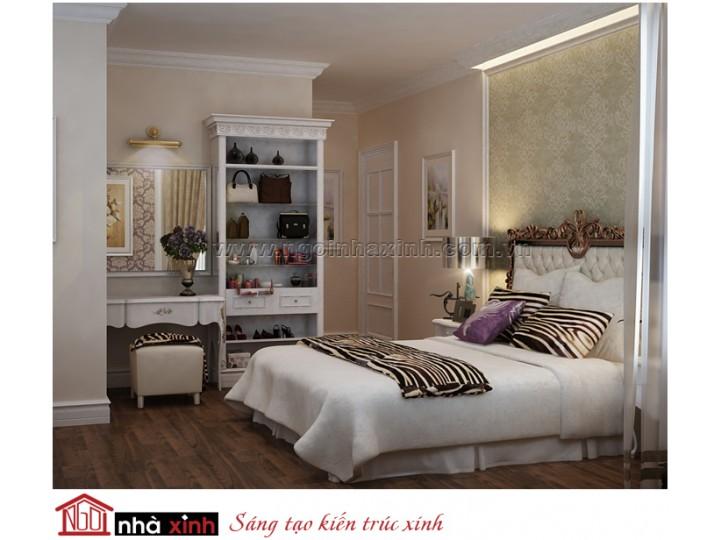 Thiết Kế Phòng Ngủ Đẹp Hiện Đại | NT. NNX143