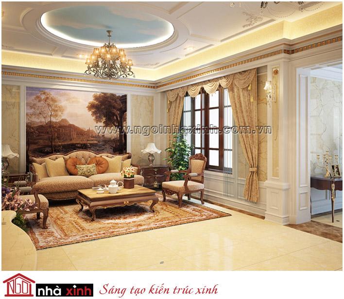 nội thất đẹp, noi that dep, mẫu nội thất đẹp, nội thất tân cổ điển đẹp, noi that tan co dien dep, nhà xinh, nha xinh, ngôi nhà xinh, thiết kế ngôi nhà xinh