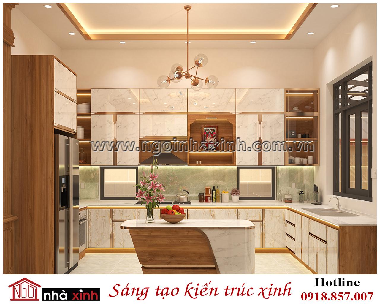 Thiết kế nội thất phòng bếp đẹp, noi that dep, nhà xinh, nha xinh, nội thất đẹp,ngôi nhà xinh, thiết kế ngôi nhà xinh