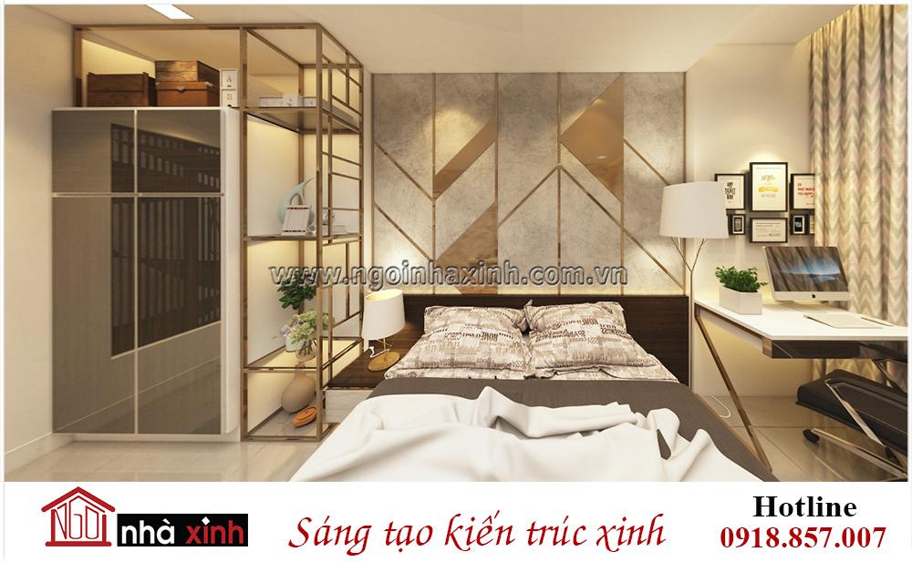 nội thất phòng ngủ hiện đại, nhà xinh, noi that dep, nội thất đẹp, ngôi nhà xinh, thiết kế ngôi nhà xinh
