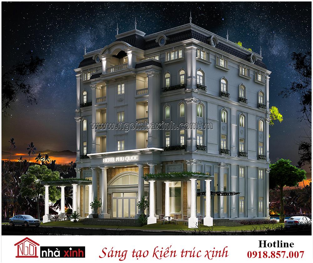 biệt thự cao cấp - khách sạn phú quốc