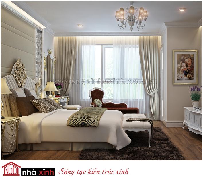 nội thất nhà xinh, phòng ngủ đẹp