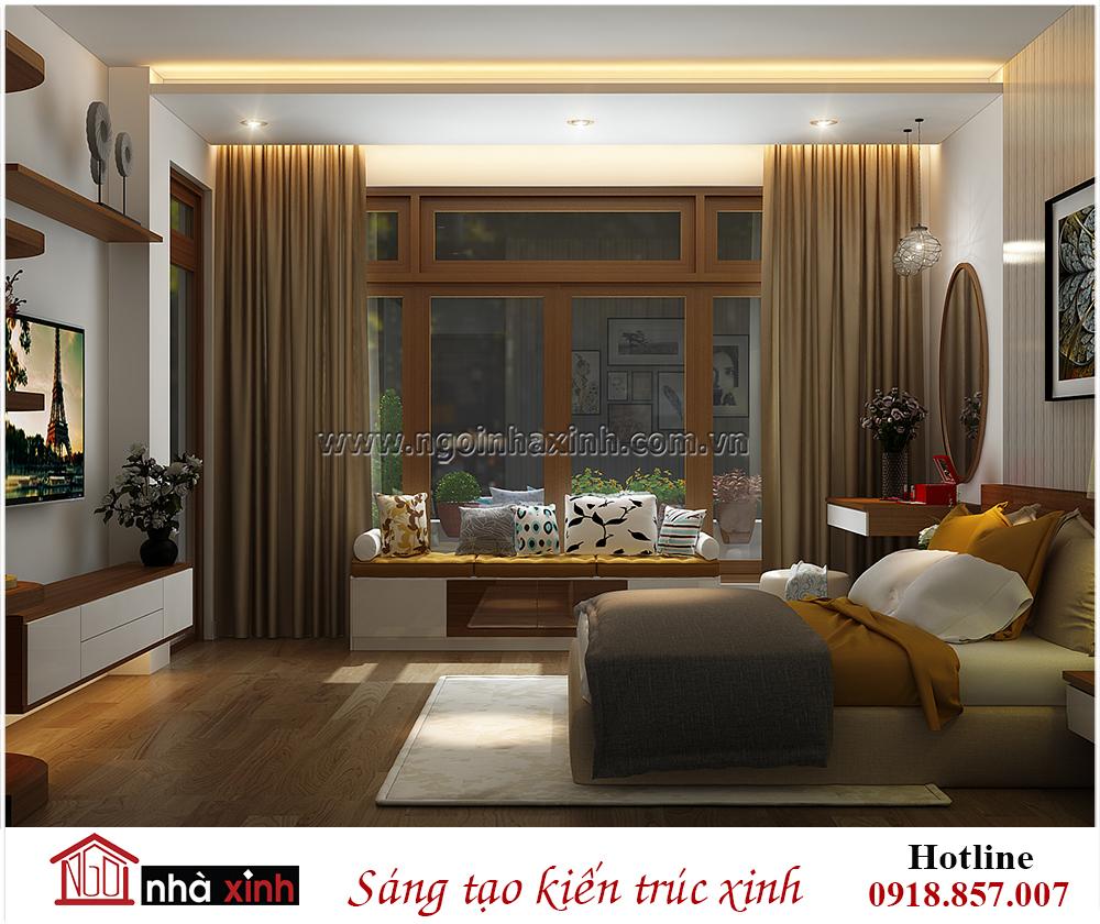 phòng ngủ đẹp, thiết kế nhà xinh, nhà xinh