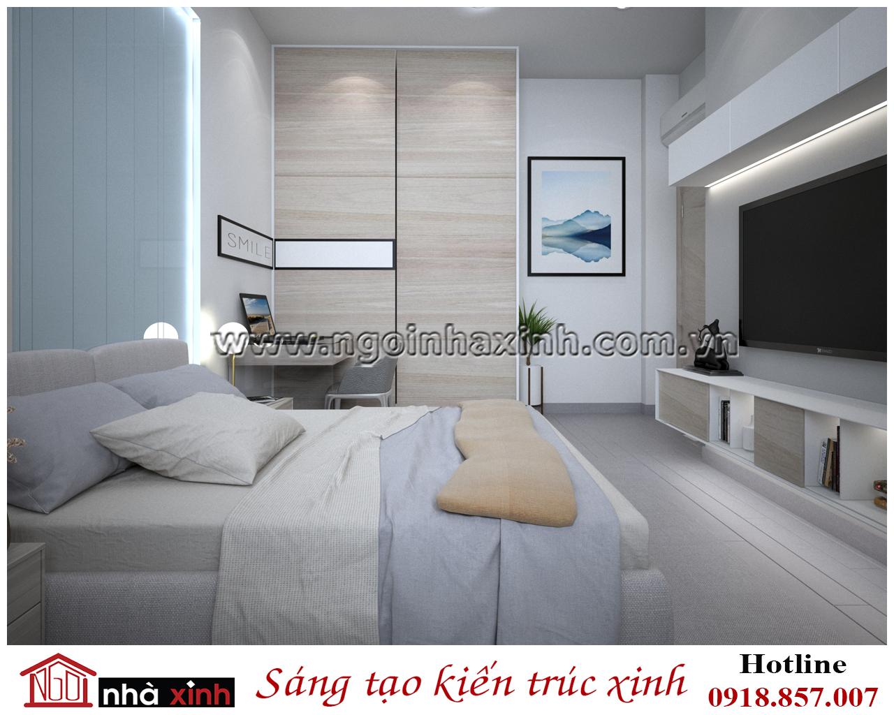 nội thất đẹp, nhà xinh, thiết kế phòng ngủ bé trai